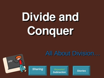 Introduction to Division
