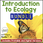 Introduction to Ecology Complete Unit Teaching Bundle