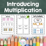 Introduction to Multiplication - Early Multiplication Work