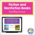 Fiction and Nonfiction Books Introduction SmartBoard Lesson