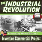 Invention Group Project (commercial & advertisement) The I