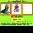 Inventors 2 Match Game - Bill Burton