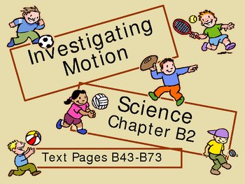 Investigating Motion: How Is Motion Measured?