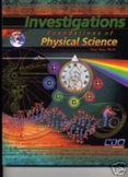 Investigations Foundations of Physical Science 2002 Hsu