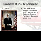 Irony and Ambiguity JUMBO PowerPoint