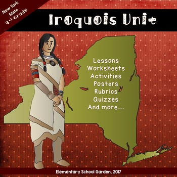 Iroquois Unit - Eastern Woodland Native Americans of New Y