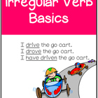 Irregular Verbs Basics