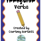 Irregular verbs pack