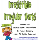 Irresistible Irregular Verbs: Spelling and Grammar Games