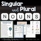 Is It Singular or Plural? (A Plural Noun MEGA Resource Pack)