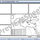 Islam - The Ottoman Empire - Homework