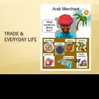 Islam - Trade & Everyday Life PowerPoint