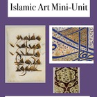 Islamic Art Lesson Plan and Worksheet
