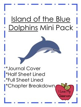 Island of the Blue Dolphins Mini Pack