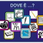 Italian Powerpoint  Interactive School Vocabulary Activity