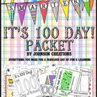 It's 100 Day! Packet
