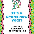 It's A Brand New Year! {New Years Literacy Packet}