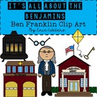 It's All About the Benjamins [*Ben Franklin Clipart for Co