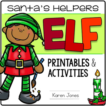 It's All About the ELF! {Ready-to-Use Printables with an Elf theme}
