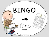 It's BINGO with TIME!