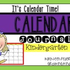 It's Calendar Time! Daily Calendar Book