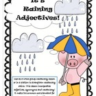 It's Raining Adjectives