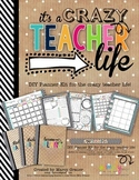 It's a Crazy Teacher Life:Binder Kit and organizational it