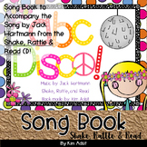 Jack Hartmann ABC Disco Fun Music Book