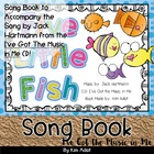 Jack Hartmann Five Little Fish Music Book
