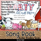 Jack Hartmann Party Down on the Farm Fun Music Book