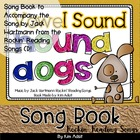 Jack Hartmann Vowel Sound Hounddogs Fun Music Book