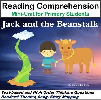 Jack and the Beanstalk - A primary literacy unit