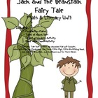 Jack and the Beanstalk Common Core Literacy & Math Unit