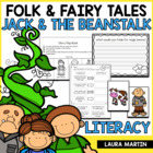 Jack and the Beanstalk Literacy and Comprehension