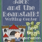 Jack and the Beanstalk! Writing Center