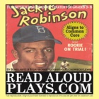Jackie Robinson black history civil rights readers theater play
