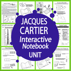 Jacques Cartier - Common Core Lesson