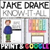 Jake Drake, Know-It-All: Complete Unit of Reading Responses