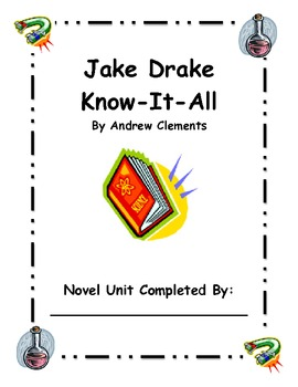 Jake Drake Know It All Comprehension Questions