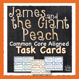 James and the Giant Peach Comprehension and Analysis Task