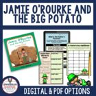 Jamie O'Rourke and the Big Potato by Tomie dePaola Guided