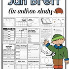 Winter Book Study: Jan Brett Books Activities and Ideas