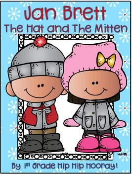Jan Brett's The Hat and The Mitten Freebie