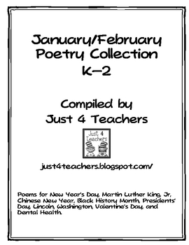 Jan-Feb Holidays Poetry Collection