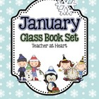 January Class Book Set