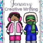 January Creative Writing