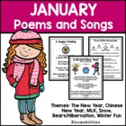 January Songs and Poems