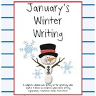 January Winter Explanatory & Narrative Story Writing!