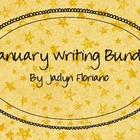 January Writing Bundle
