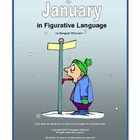 January in Figurative Language